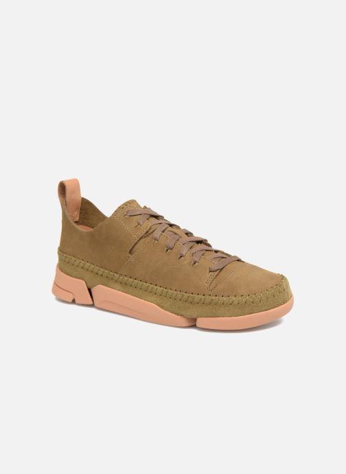 Sneakers Clarks Originals Trigenic Flex W Verde vedi dettaglio/paio