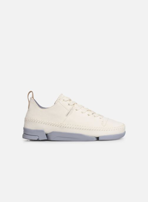 Sneakers Clarks Originals Trigenic Flex W Wit achterkant