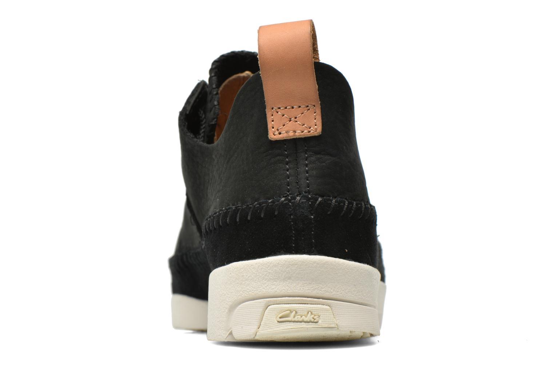 Baskets Clarks Originals Trigenic Flex W Noir vue droite