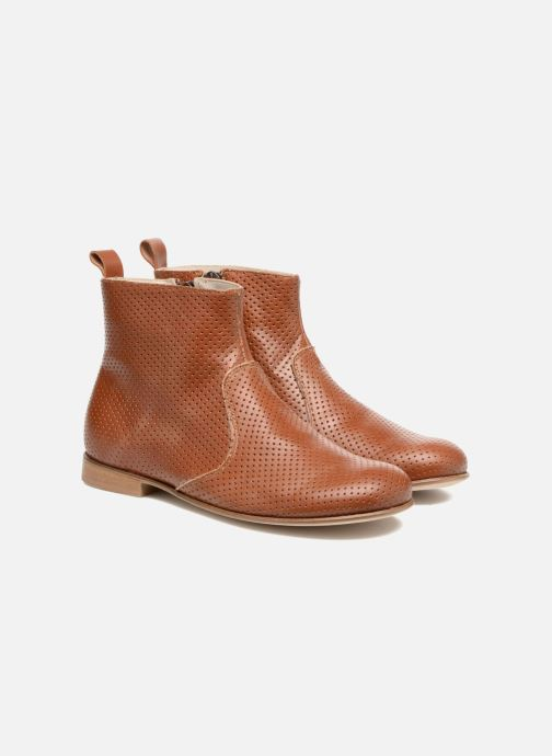 Boots en enkellaarsjes PèPè Zoé Bruin 3/4'