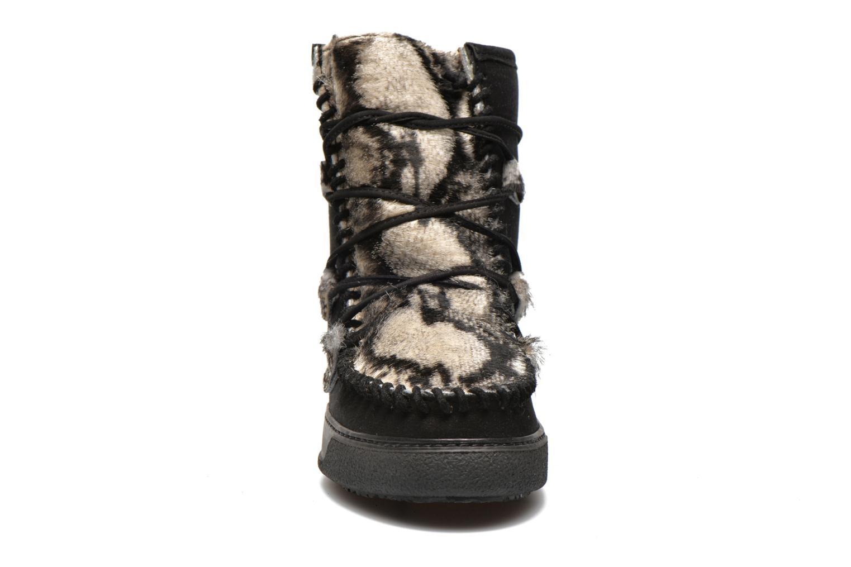 Bottines et boots Karma of Charme Ymiz M lacci Multicolore vue portées chaussures