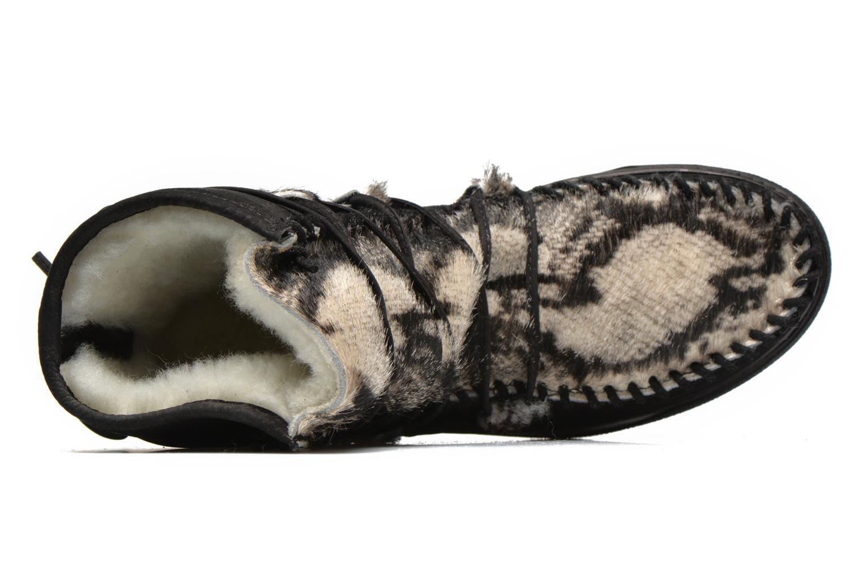 Bottines et boots Karma of Charme Ymiz M lacci Multicolore vue gauche