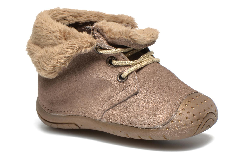 Stiefeletten & Boots Babybotte Zouk1 beige detaillierte ansicht/modell