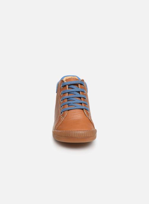 Bottines et boots Babybotte Fidji Marron vue portées chaussures