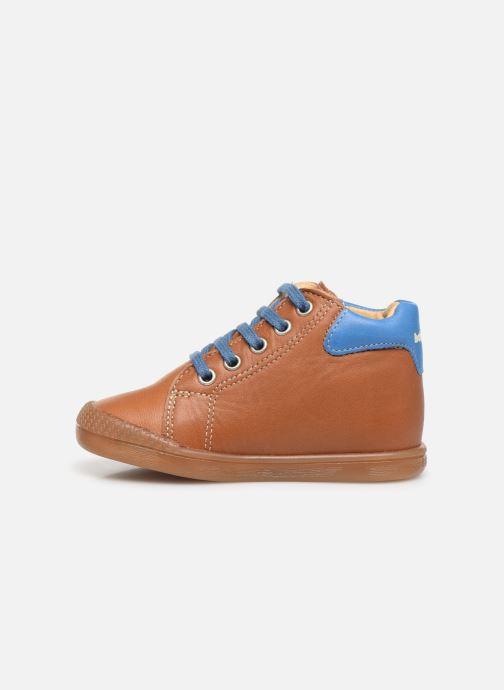 Bottines et boots Babybotte Fidji Marron vue face