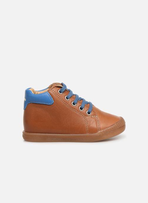 Bottines et boots Babybotte Fidji Marron vue derrière