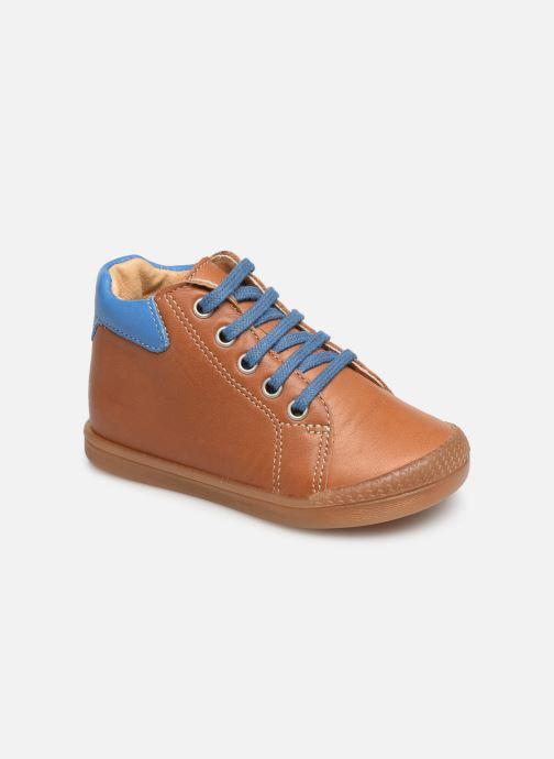 Bottines et boots Babybotte Fidji Marron vue détail/paire