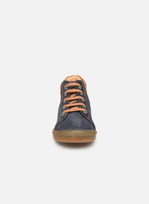 Bottines et boots Babybotte Fidji Bleu vue portées chaussures