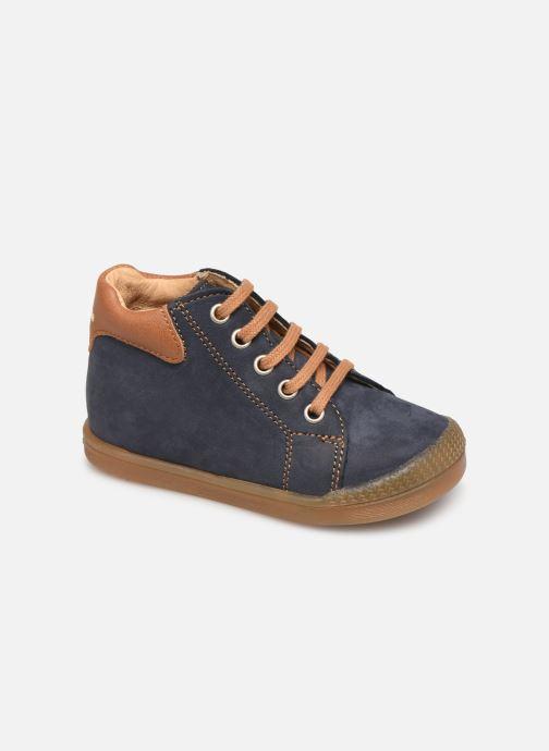 Bottines et boots Babybotte Fidji Bleu vue détail/paire