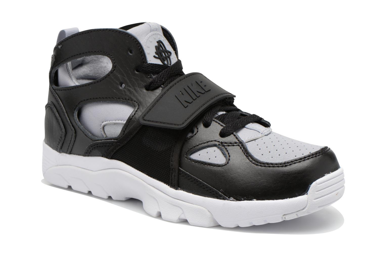 Baskets Nike Trainer Huarache (Gs) Noir vue détail/paire