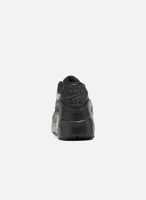 Deportivas Nike Nike Air Max 90 Ltr (Gs) Negro vista lateral derecha