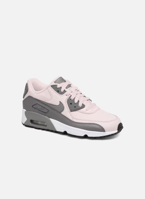 meilleur site web a5ade 633ff Nike Nike Air Max 90 Ltr (Gs) (Pink) - Trainers chez Sarenza ...