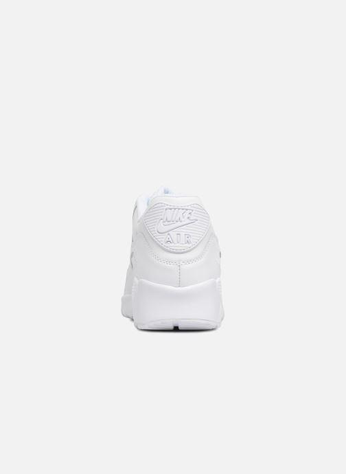 Sneaker Nike Nike Air Max 90 Ltr (Gs) weiß ansicht von rechts