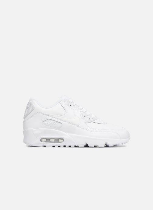 Trainers Nike Nike Air Max 90 Ltr (Gs) White back view