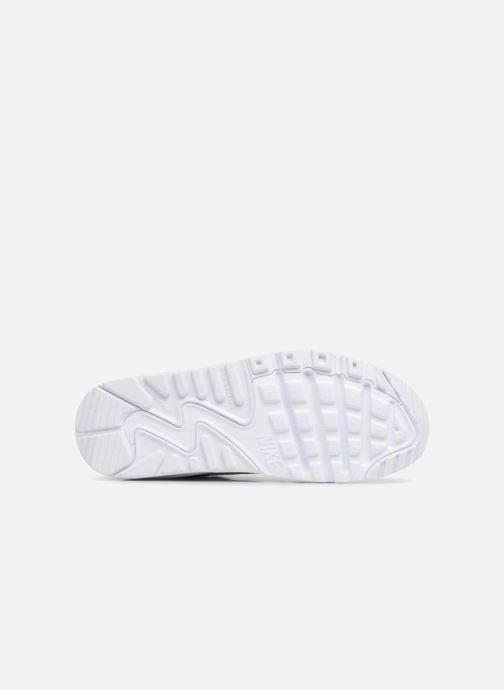 Trainers Nike Nike Air Max 90 Ltr (Gs) White view from above