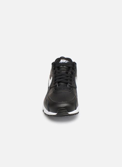 Sneakers Nike Nike Air Max 90 Ltr (Gs) Svart bild av skorna på
