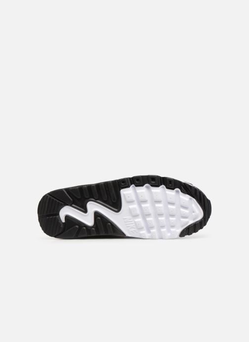 Deportivas Nike Nike Air Max 90 Ltr (Gs) Negro vista de arriba