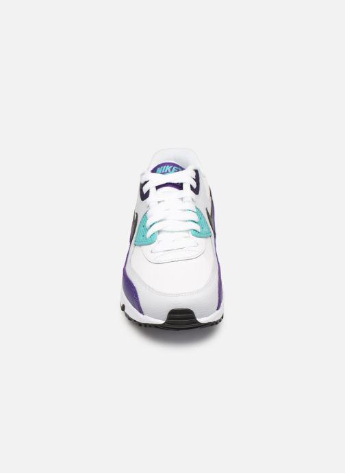 Sneaker Nike Nike Air Max 90 Ltr (Gs) mehrfarbig schuhe getragen