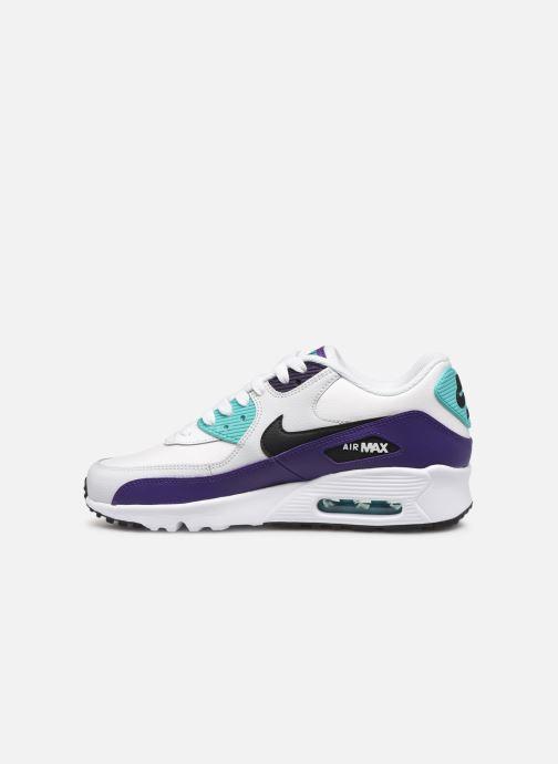 Sneaker Nike Nike Air Max 90 Ltr (Gs) mehrfarbig ansicht von vorne