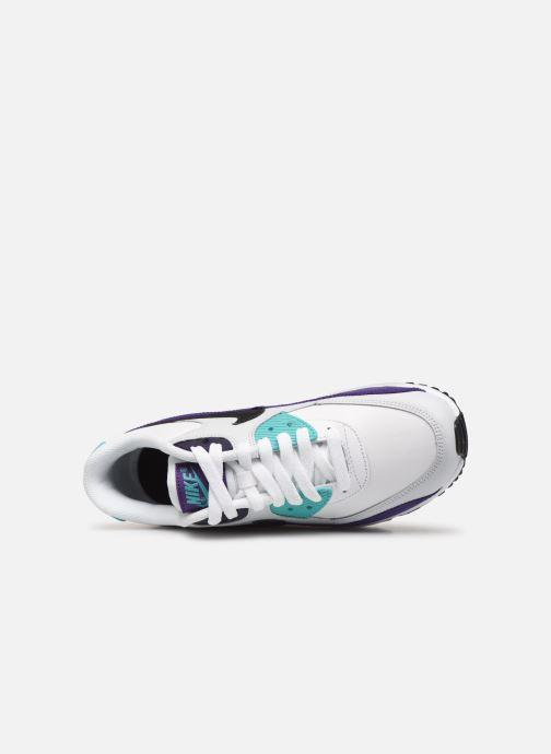 Sneaker Nike Nike Air Max 90 Ltr (Gs) mehrfarbig ansicht von links