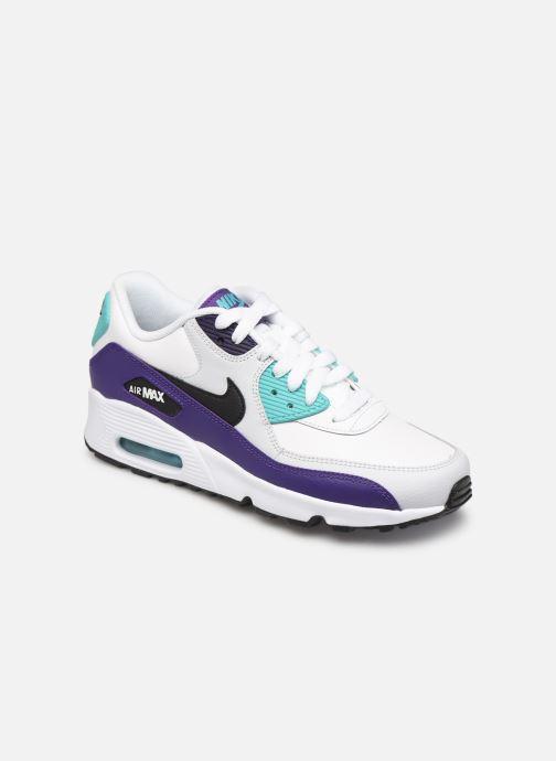 Sneaker Nike Nike Air Max 90 Ltr (Gs) mehrfarbig detaillierte ansicht/modell