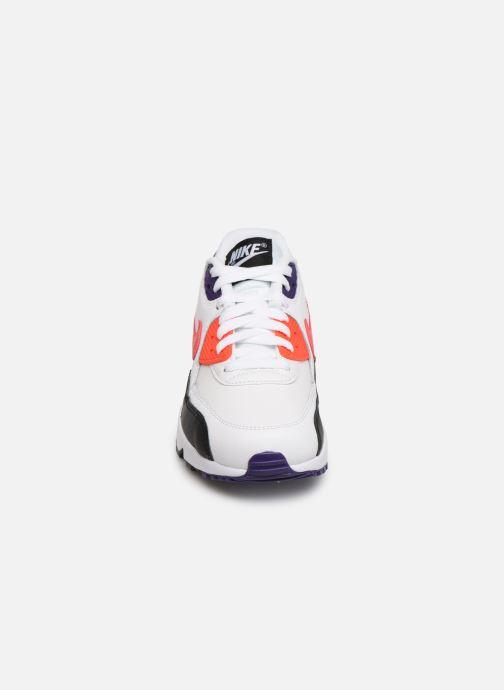 Deportivas Nike Nike Air Max 90 Ltr (Gs) Multicolor vista del modelo