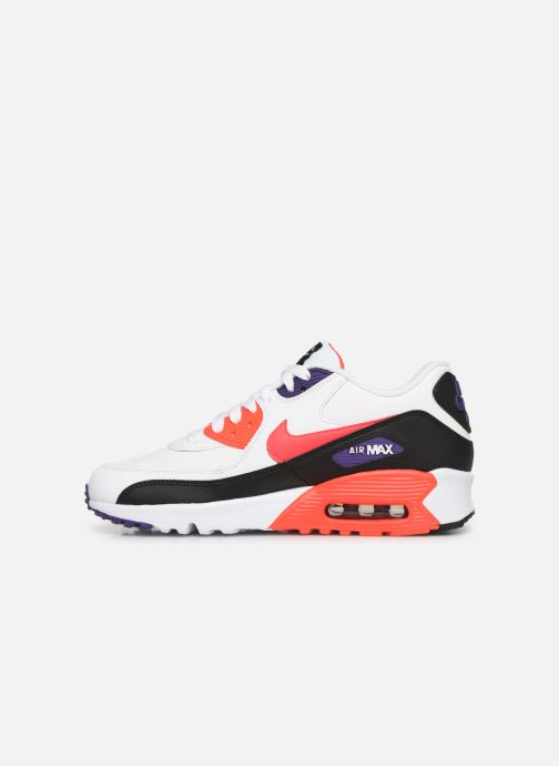 Baskets Nike Nike Air Max 90 Ltr (Gs) Multicolore vue face