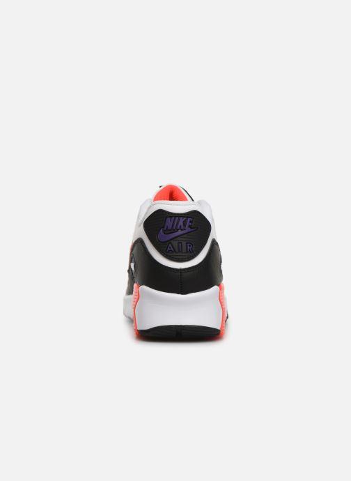 Baskets Nike Nike Air Max 90 Ltr (Gs) Multicolore vue droite