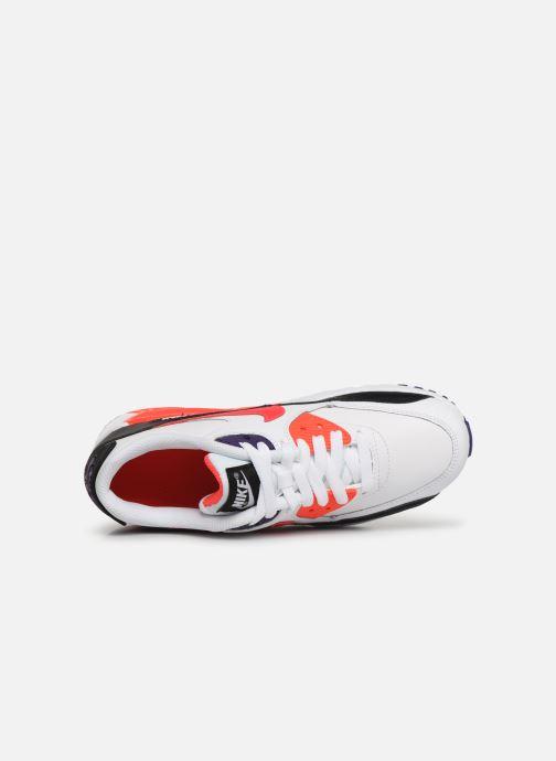 Baskets Nike Nike Air Max 90 Ltr (Gs) Multicolore vue gauche