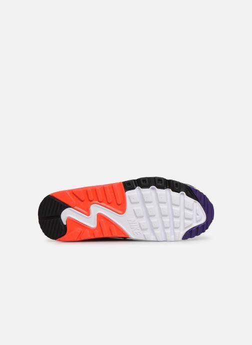Baskets Nike Nike Air Max 90 Ltr (Gs) Multicolore vue haut