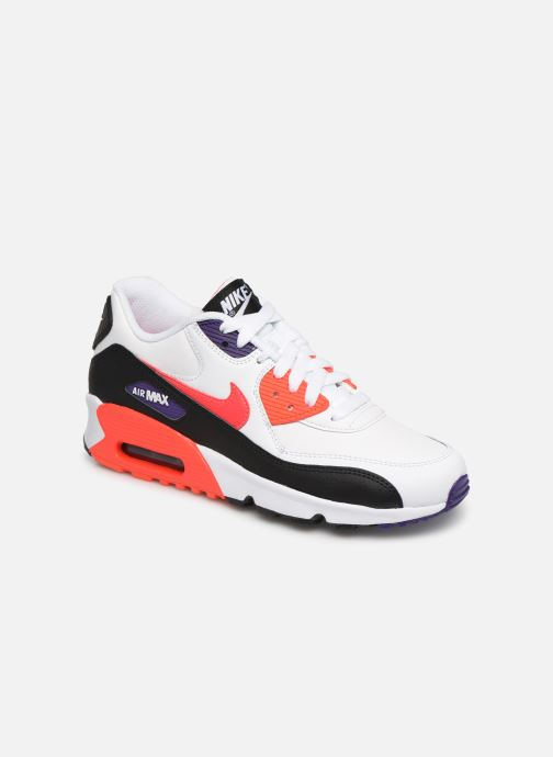 Baskets Nike Nike Air Max 90 Ltr (Gs) Multicolore vue détail/paire