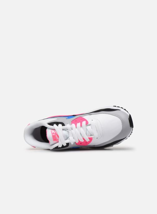 Sneakers Nike Nike Air Max 90 Ltr (Gs) Wit links