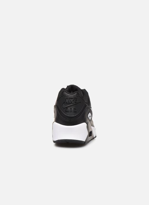 Baskets Nike Nike Air Max 90 Ltr (Gs) Noir vue droite