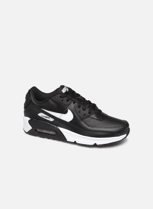 Sneakers Nike Nike Air Max 90 Ltr (Gs) Zwart detail