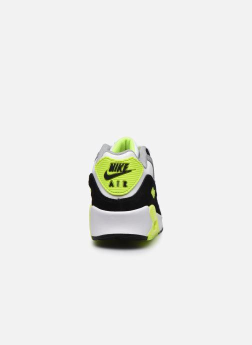 Deportivas Nike Nike Air Max 90 Ltr (Gs) Gris vista lateral derecha