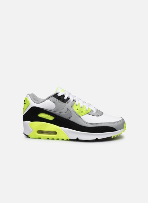 Trainers Nike Nike Air Max 90 Ltr (Gs) Grey back view