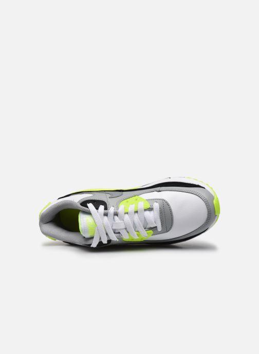 Deportivas Nike Nike Air Max 90 Ltr (Gs) Gris vista lateral izquierda