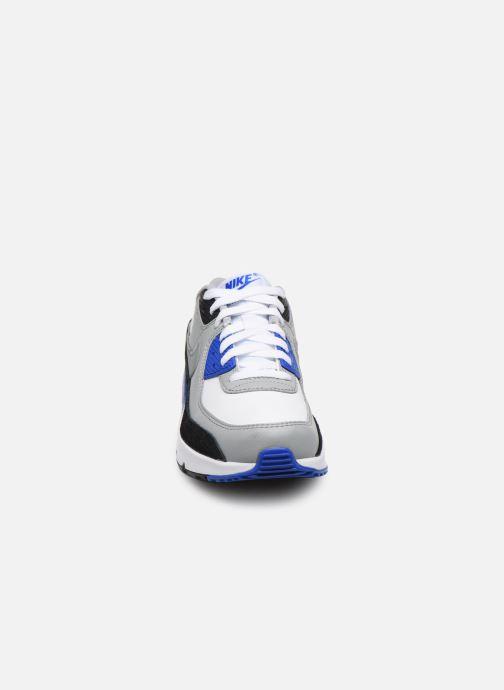 Baskets Nike Nike Air Max 90 Ltr (Gs) Blanc vue portées chaussures