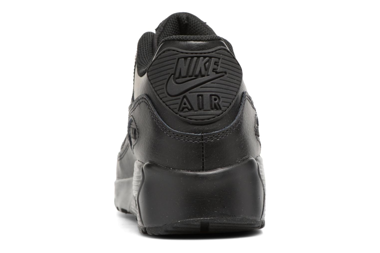 Sneakers Nike Nike Air Max 90 Ltr (Gs) Zwart rechts