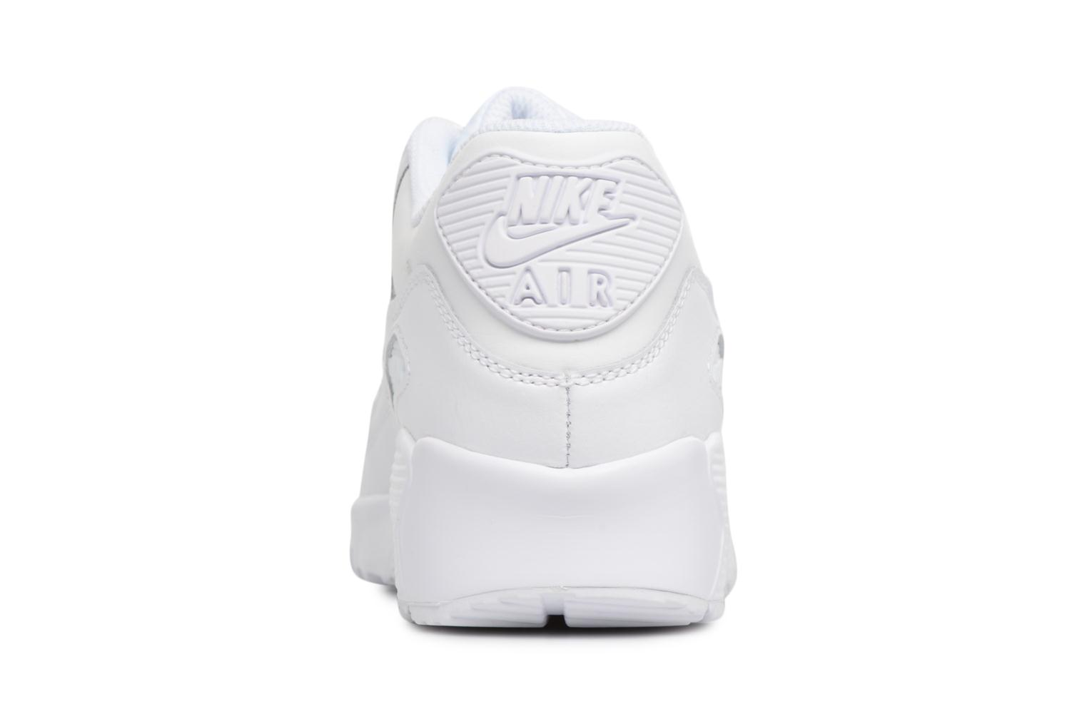 Sneakers Nike Nike Air Max 90 Ltr (Gs) Bianco immagine destra