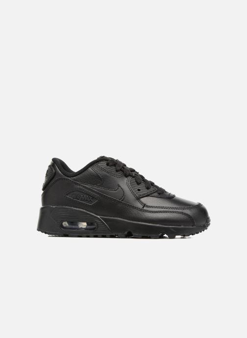Deportivas Nike Nike Air Max 90 Ltr (Ps) Negro vistra trasera