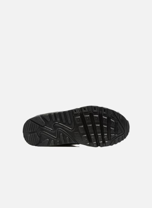 Deportivas Nike Nike Air Max 90 Ltr (Ps) Negro vista de arriba