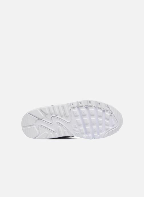 Deportivas Nike Nike Air Max 90 Ltr (Ps) Blanco vista de arriba