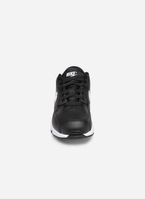 Sneakers Nike Nike Air Max 90 Ltr (Ps) Svart bild av skorna på