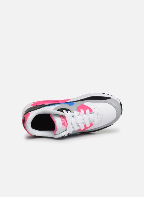 Sneakers Nike Nike Air Max 90 Ltr (Ps) Wit links