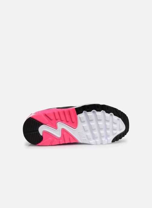Baskets Nike Nike Air Max 90 Ltr (Ps) Blanc vue haut