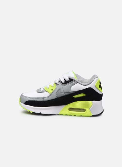Baskets Nike Nike Air Max 90 Ltr (Ps) Gris vue face