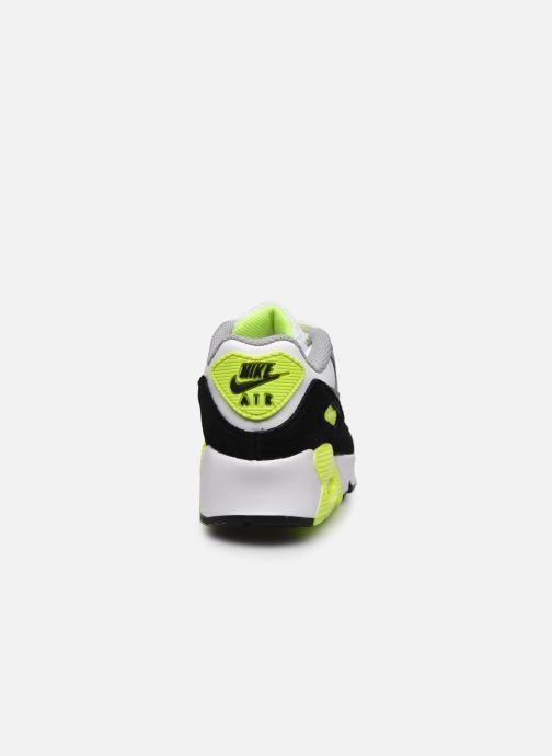 Baskets Nike Nike Air Max 90 Ltr (Ps) Gris vue droite
