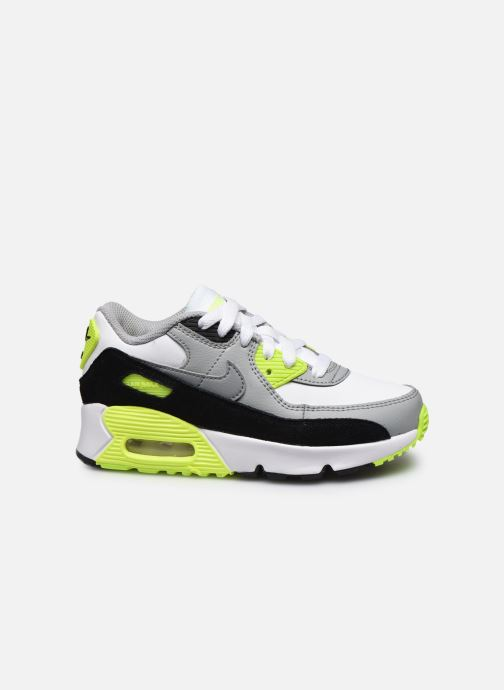 Trainers Nike Nike Air Max 90 Ltr (Ps) Grey back view