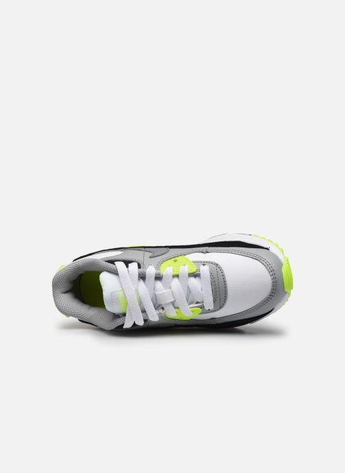 Baskets Nike Nike Air Max 90 Ltr (Ps) Gris vue gauche